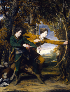 Colonel Acland and Lord Sydney: The Archers