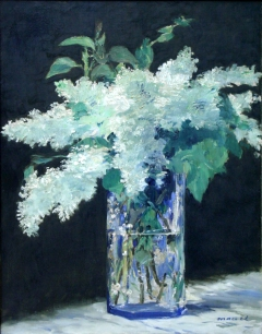 Still Life, Lilac Bouquet