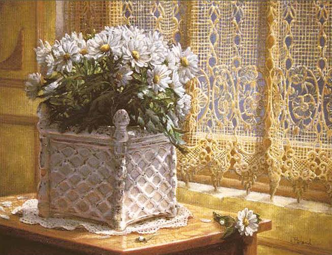 Bouquet de marguerites / Bouquet of daisies