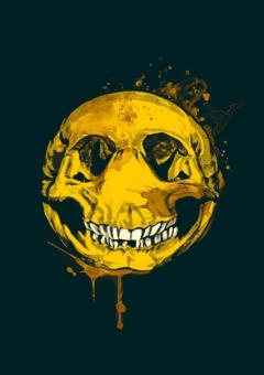 Happy skully