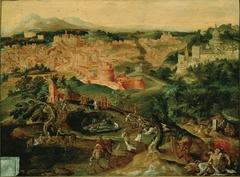 Landscape with the Good Samaritan