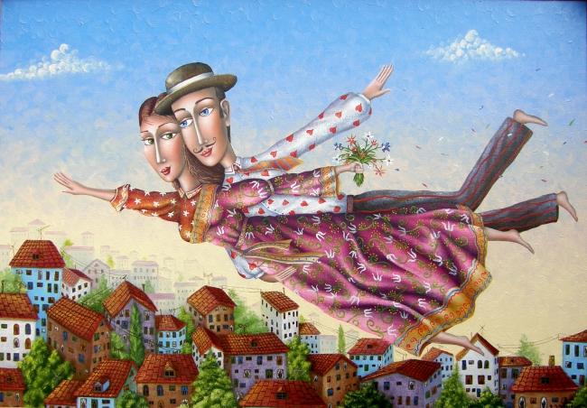 Resultado de imagem para otar imerlishvili artist
