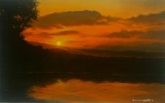 SUNSET KYRENIA