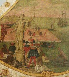 Venetian harbor scene