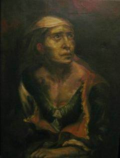 """""""Delacroix - The Massacre at Chios"""" - detail - copy"""