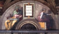Jesse, David and Solomon