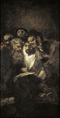 Men Reading