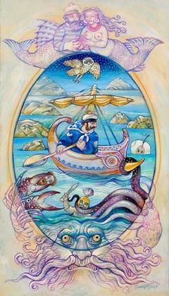 Le fatiche marine / The fatigues marine