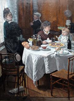 The Luncheon (Le Déjeuner)