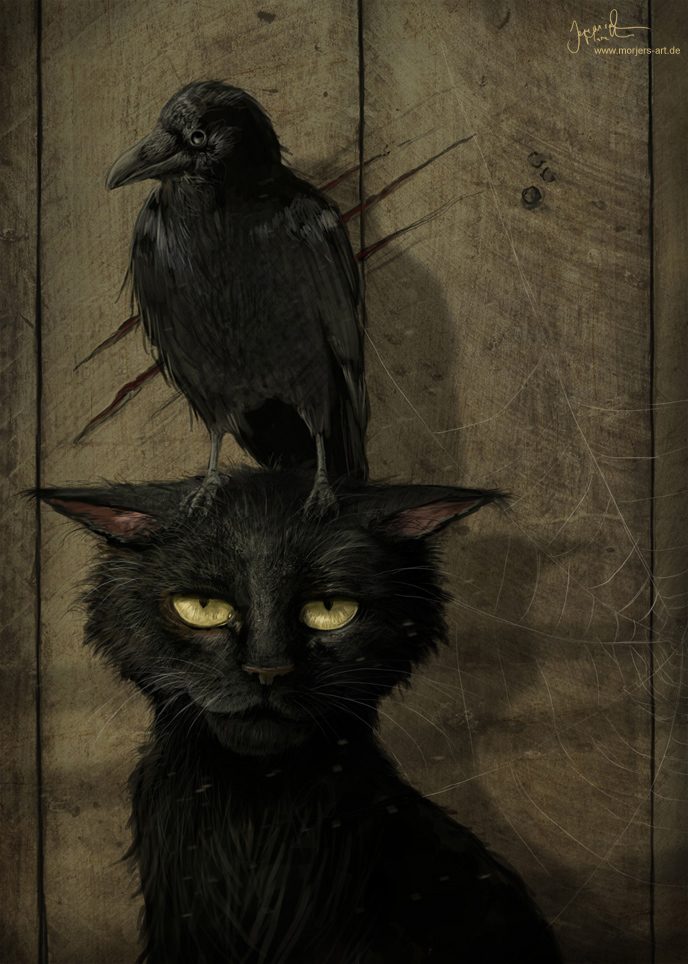 The Raven and the Cat