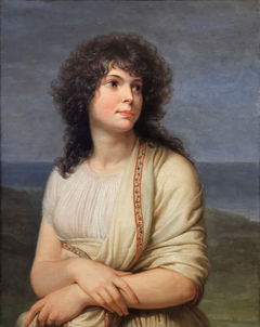 Ms. Hamelin, born Jeanne Geneviève Fortunée Lormier-Lagrave