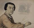 Portrait of Kazimir Malevich