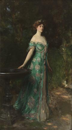 Portrait of Millicent, Duchess of Sutherland