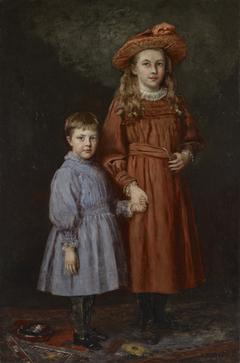 The Pierce Children