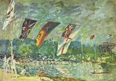 The Regatta at Molesey
