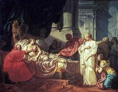 Erasistratus Discovering the Cause of Antiochus' Disease