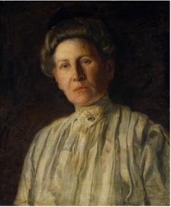 Annie C. Lochrey Husson (Mrs. Louis Husson)