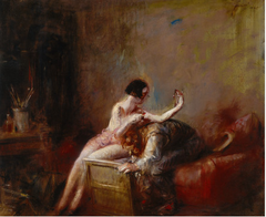 Artist and Model