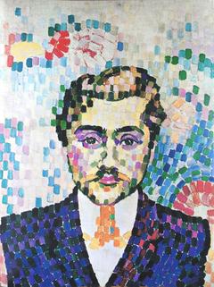 Portrait of Jean Metzinger