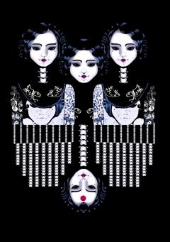 three sisters and La Loba