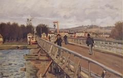 Passerelle d'Argenteuil