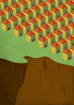 society on the precipice