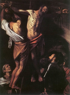 The Crucifixion of Saint Andrew